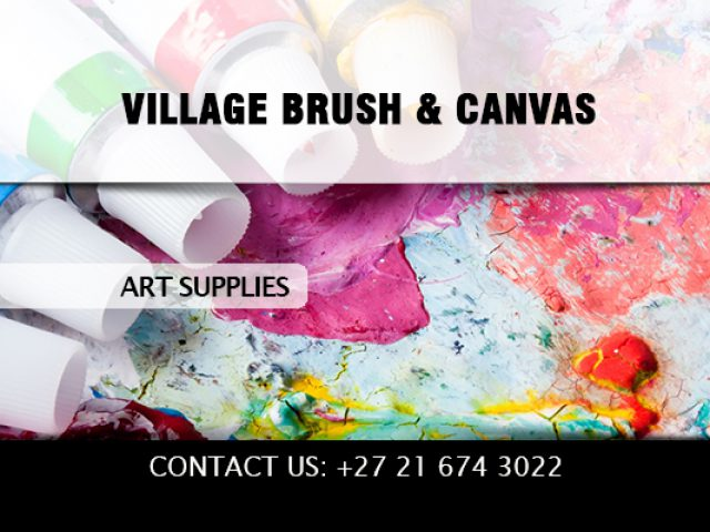 Village Brush and Canvas