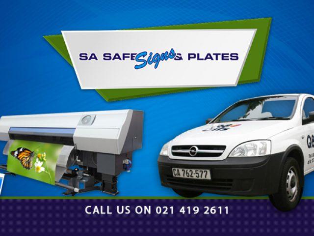 SA Safe Signs & Plates
